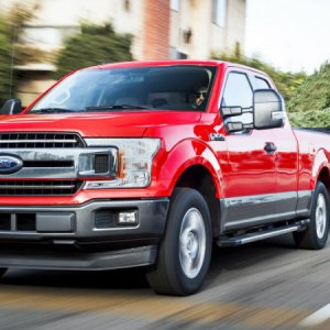 2018 Ford F 150 Power Stroke Diesel
