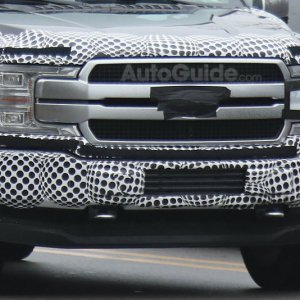 2018 ford f 150 spy photos